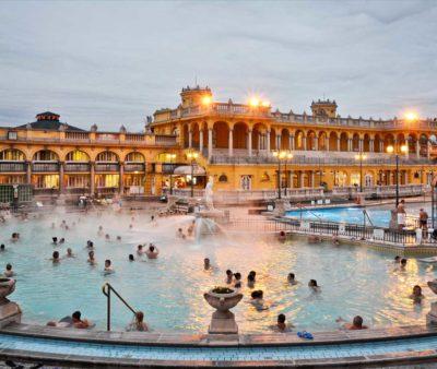 Szechenyi-Hamam-Thermal-Bath