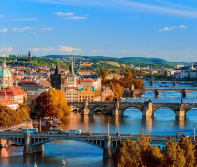 Vltava-River