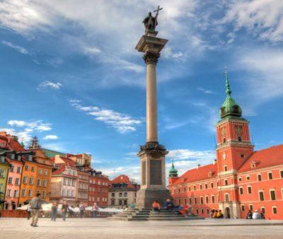 Warsaw-–-Krakow