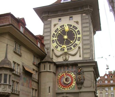 Zytglogge-clock-tower